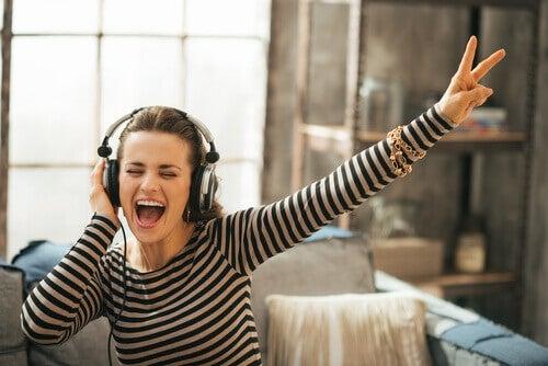 écouter de la musique pour avoir plus d'énergie