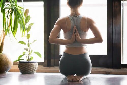 une bonne posture pour avoir plus d'énergie