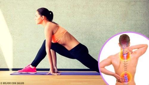 6 exercices pour tonifier votre dos