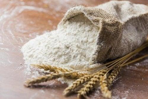 وصفة لخبز الله: الطحين