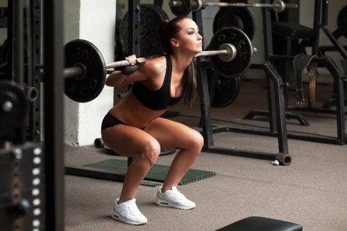 Exercices pour augmenter la masse musculaire.