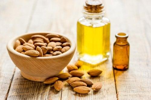 remèdes naturels pour traiter la sécheresse cutanée : huile d amande douce