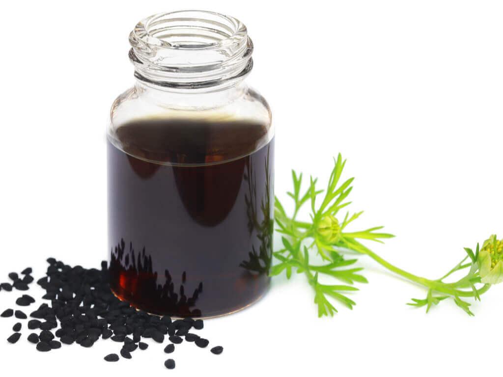 huile de graine noire