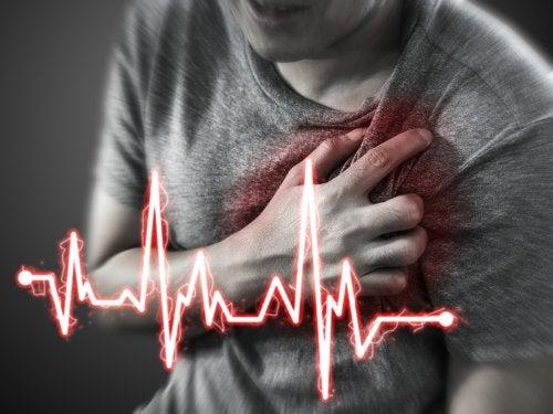 Savoir reconnaître une crise cardiaque.
