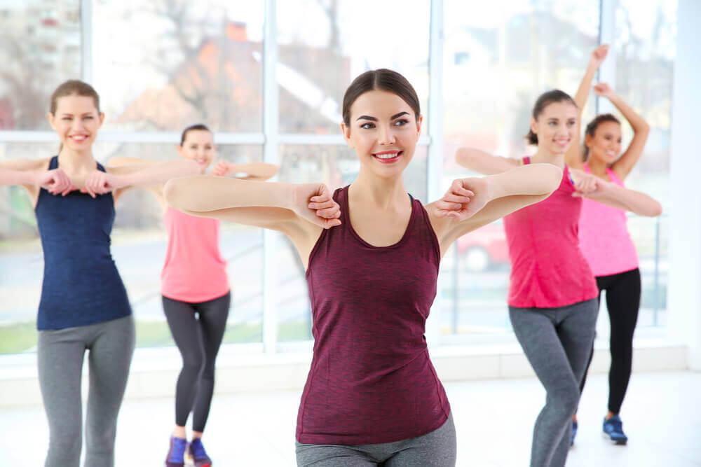la Cardio Dance aide à être en forme