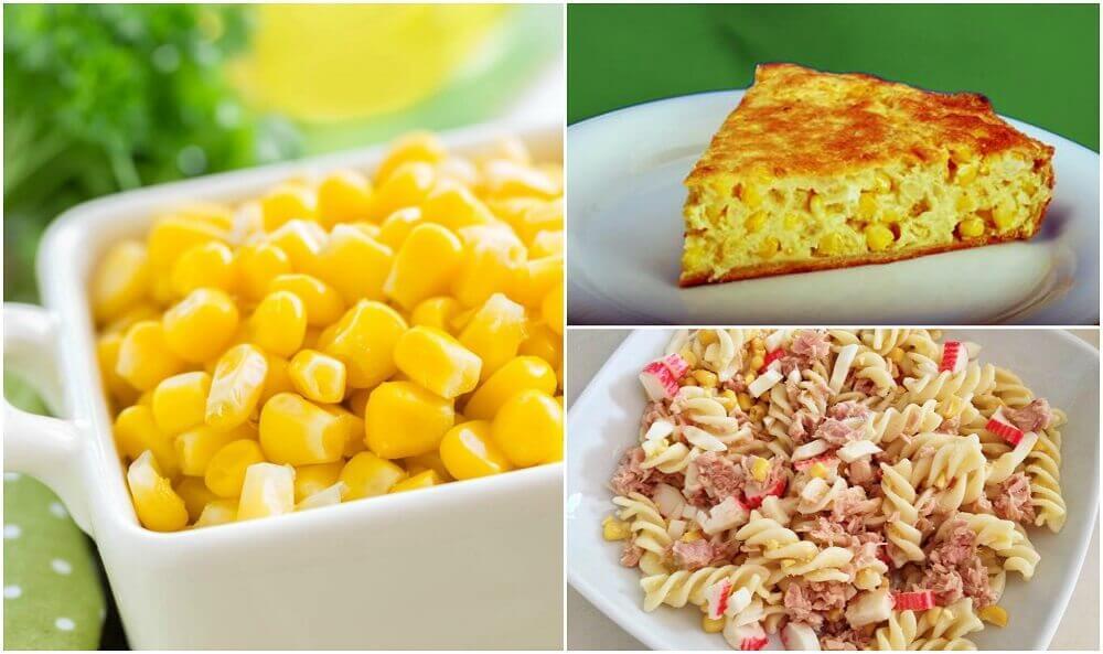 5 plats délicieux à base de maïs doux
