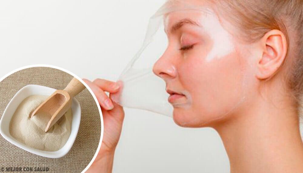 4 masques peel-off à la gélatine pour revitaliser la peau