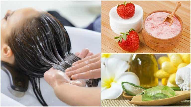 Hydratez vos cheveux grâce à 5 masques naturels