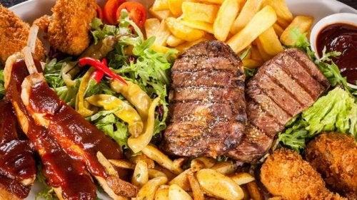 Les mauvaises graisses favorisent une crise cardiaque.