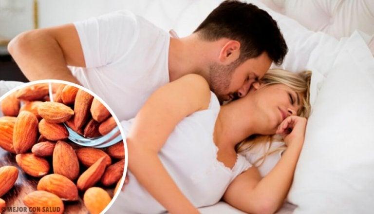 8 produits aphrodisiaques pour lui
