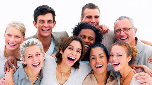 5 raisons pour lesquelles il faut rire souvent