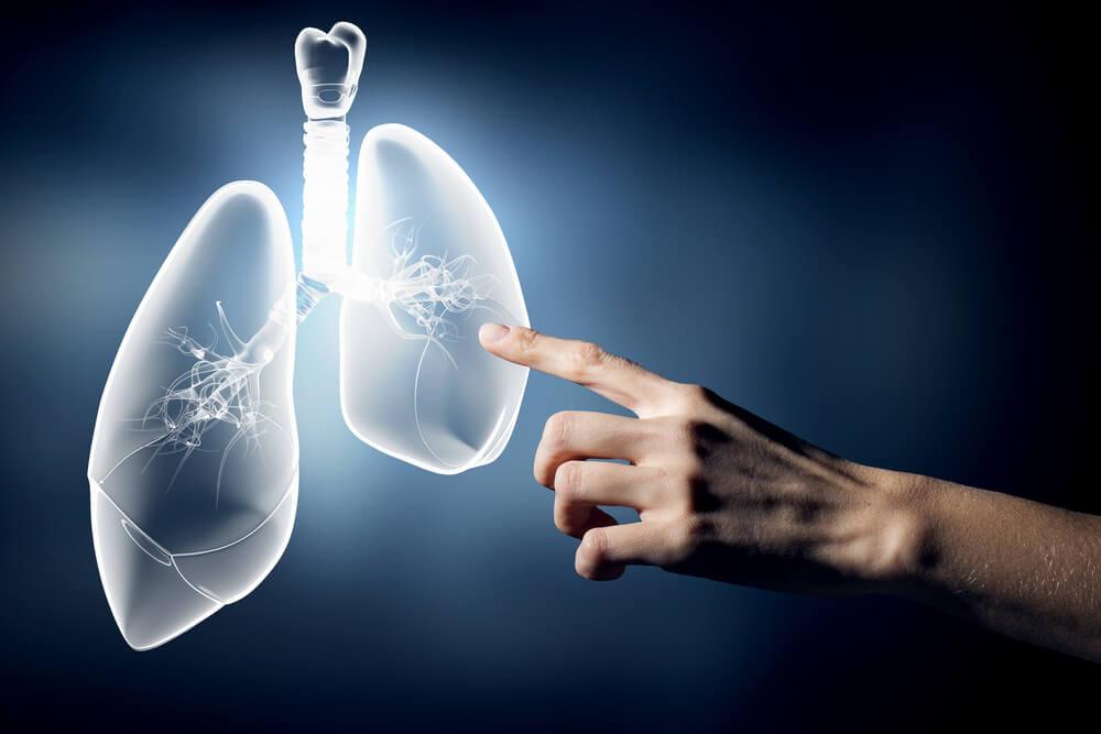 La santé des poumons est l'une des raisons d'arrêter de fumer.