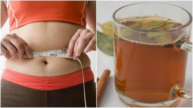 Réduisez votre tour de taille en combinant deux ingrédients en un seul thé