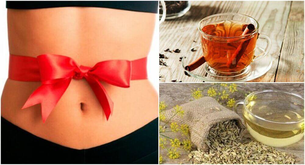 5 remèdes pour réduire l'inflammation abdominale après les fêtes