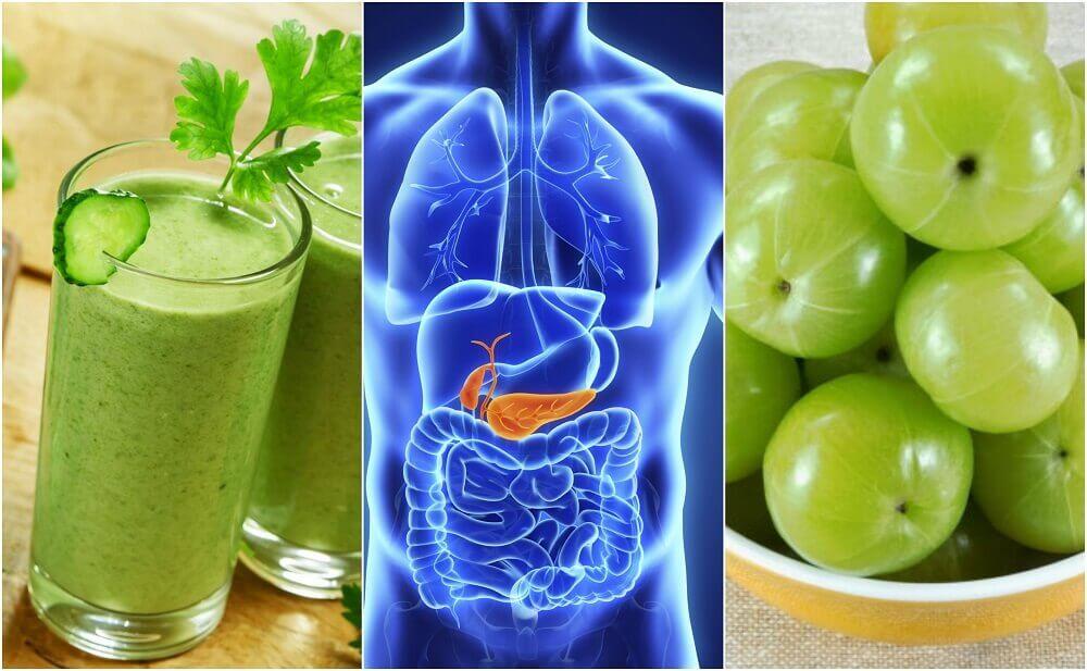 Nettoyer le pancréas avec ces 5 remèdes naturels