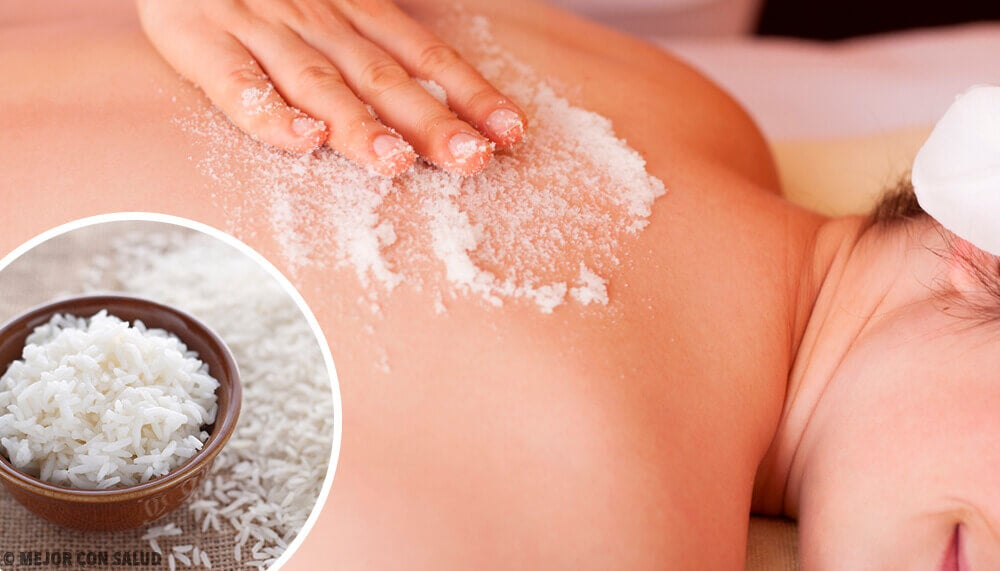 6 exfoliants corporels à base de riz