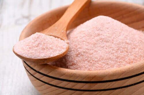 types de sel