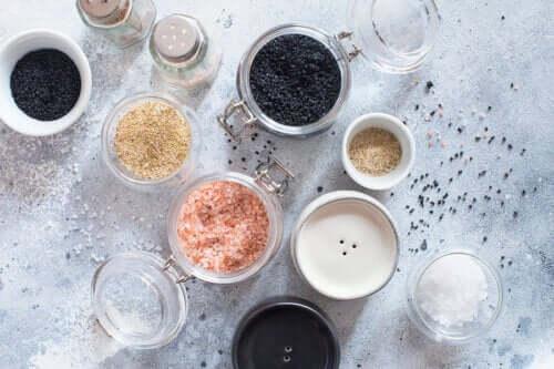 Types de sel, lequel est le plus sain ?