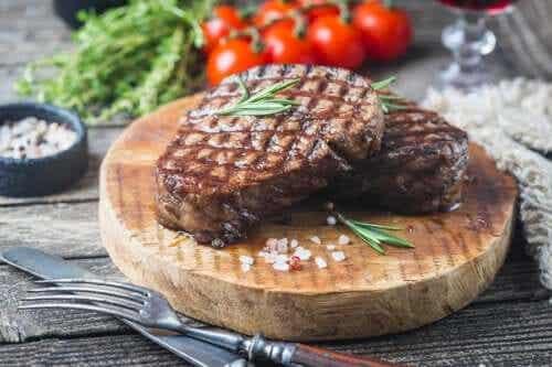 10 changements dans votre corps lorsque vous arrêtez de manger de la viande