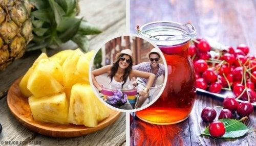 10 aliments qui nous aident à être plus heureux