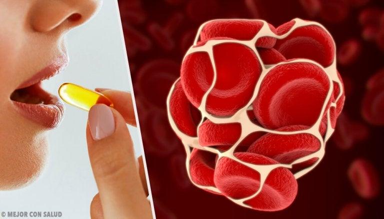 Carence en vitamine K : les 4 symptômes majeurs
