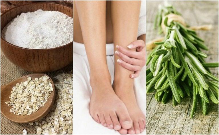 5 remèdes maison pour éliminer l'odeur des pieds