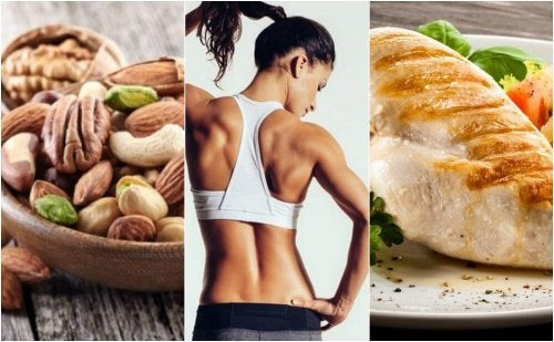 7 aliments qui vous aident à renforcer les muscles