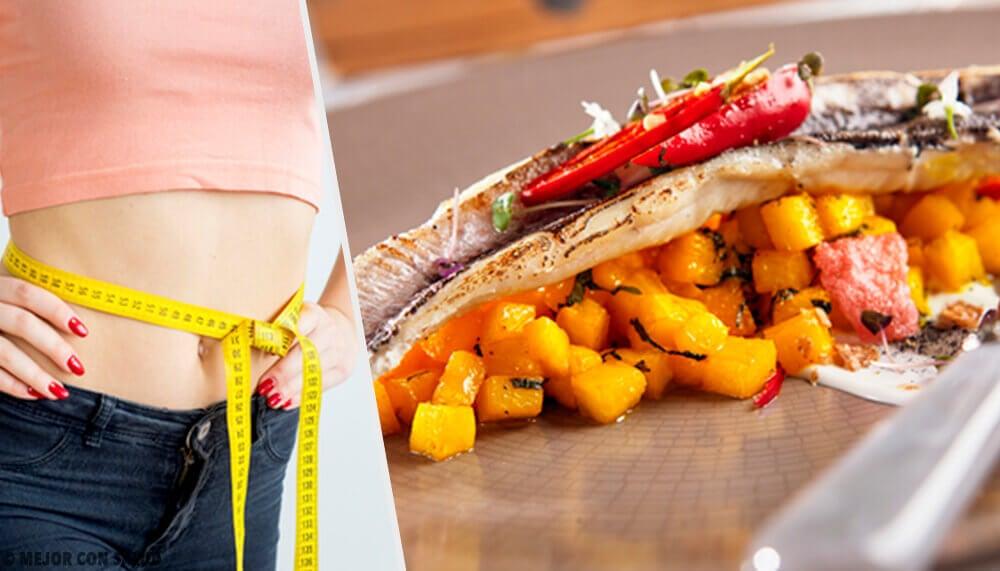 7 repas pour perdre de poids en une semaine sans avoir faim