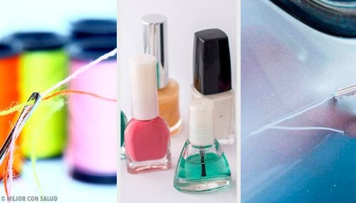 9 utilisations alternatives du vernis à ongles