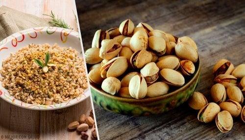 Les incroyables bienfaits des pistaches a quotidien
