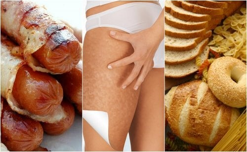 6 aliments qui aggravent la cellulite