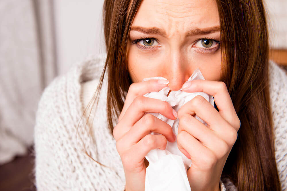 la rhinite et les allergies