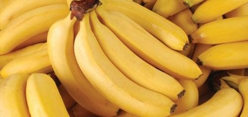 les bienfaits de la banane douce par rapport à la banane plantain