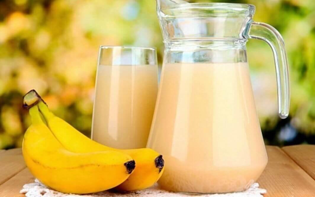 la banane apaise les ulcères de l'estomac