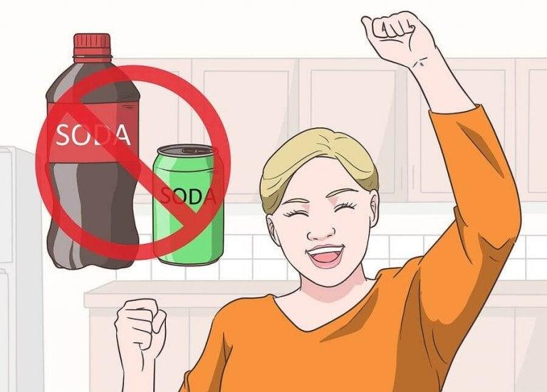 Les boissons rafraîchissantes endommagent votre corps et nous vous montrons comment