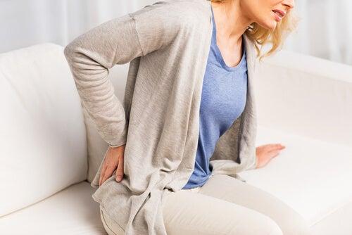 combattre les douleurs des reins