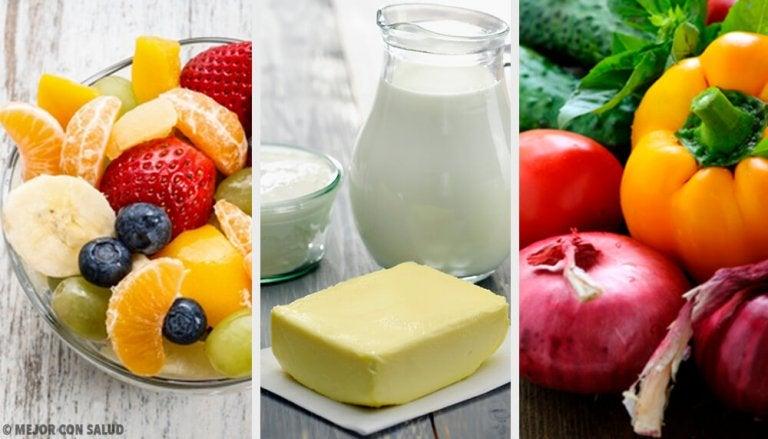 7 combinaisons d'aliments que nous devrions éviter