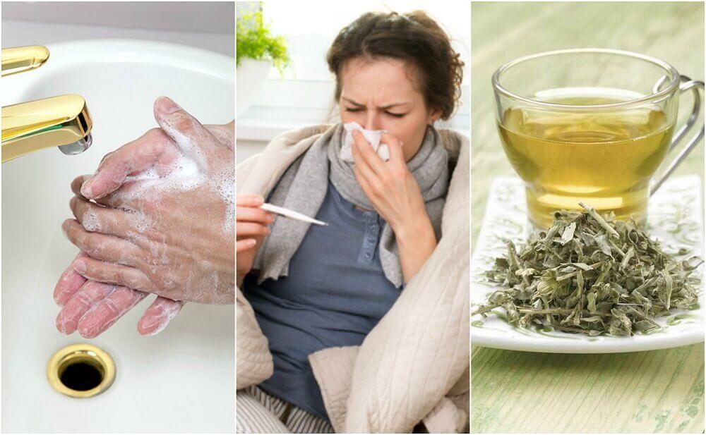 Comment vous soigner à la maison lorsque vous avez la grippe