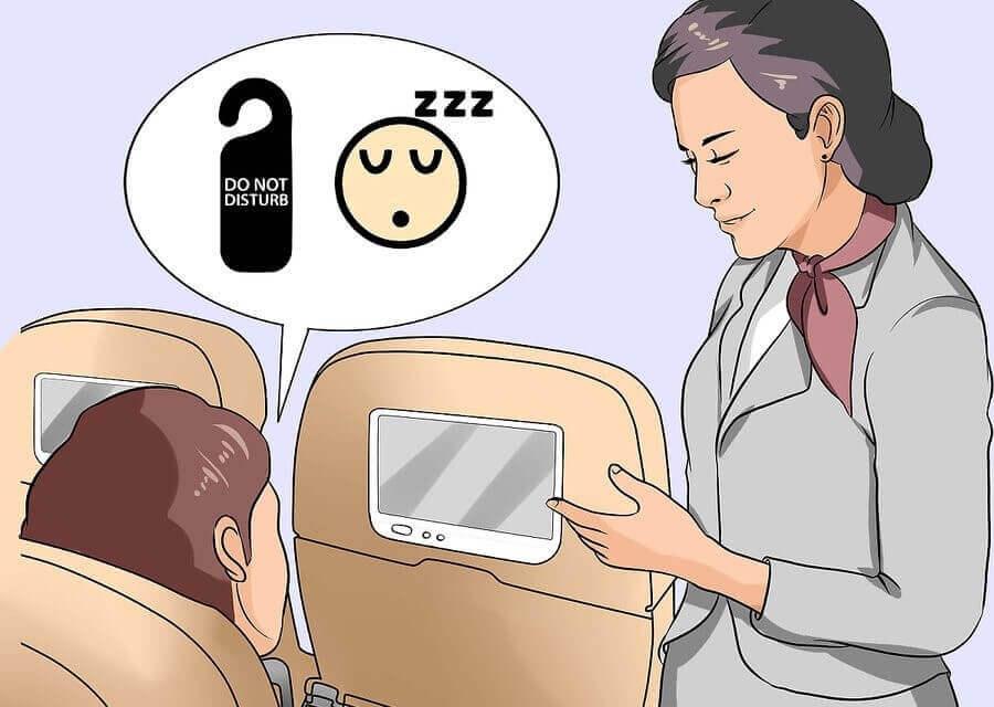 9 astuces pour ceux qui n'arrivent pas à dormir dans l'avion