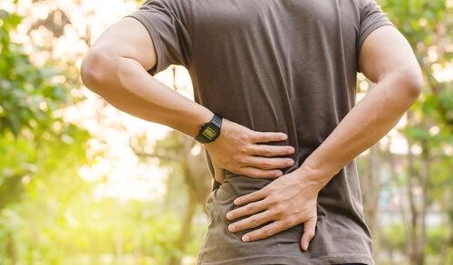facteurs spécifiques des maux de dos