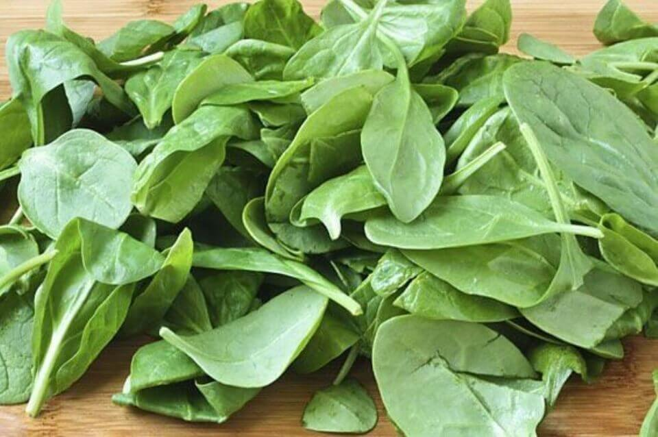 épinards