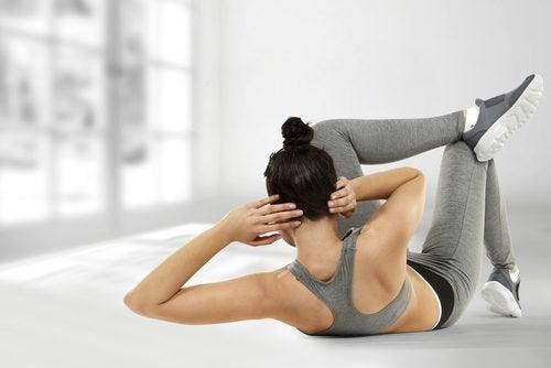 les abdominaux pour transformer votre corps