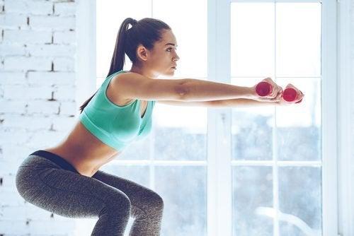 Les squats pour transformer votre corps