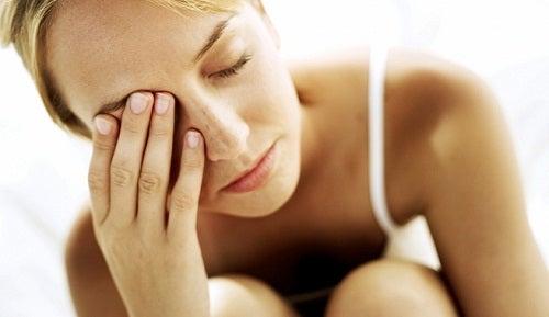 La fatigue signale une crise cardiaque.