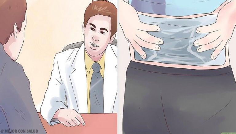 10 habitudes qui causent des douleurs de dos