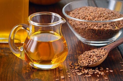 l'huile de lin pour améliorer votre aspect