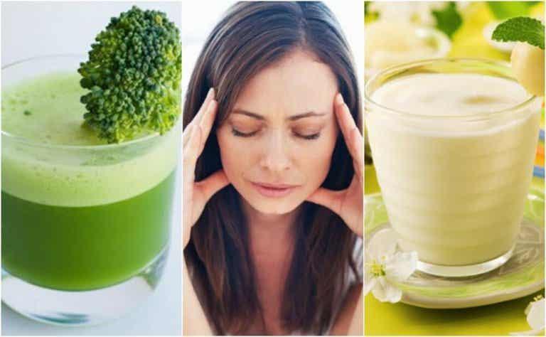 5 jus délicieux pour combattre le stress naturellement
