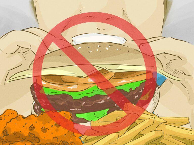 La malnutrition peut être un des réactions du corps à la suite d'une séparation
