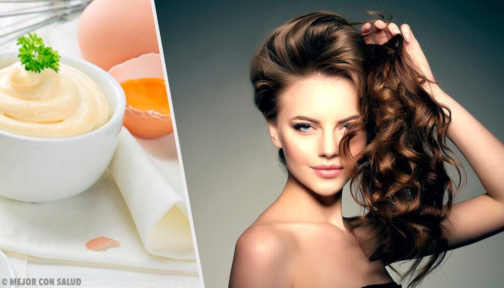 Masque à la mayonnaise pour embellir vos cheveux