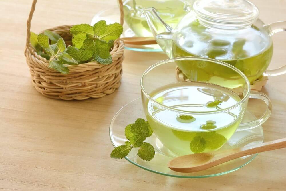 la menthe pour lutter contre l'halitose